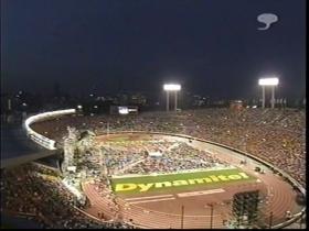 ぎっしり埋まったスタジアム