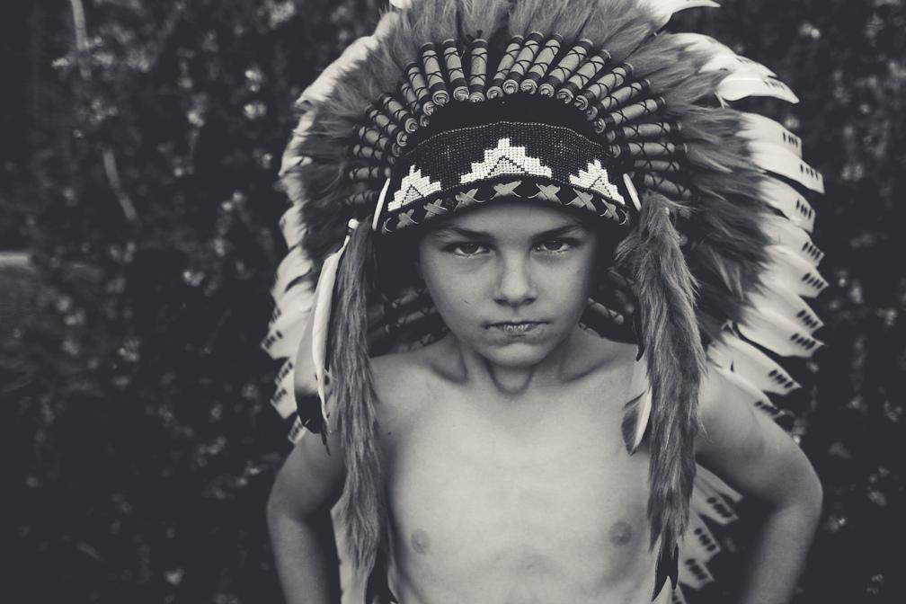 アメリカインディアン