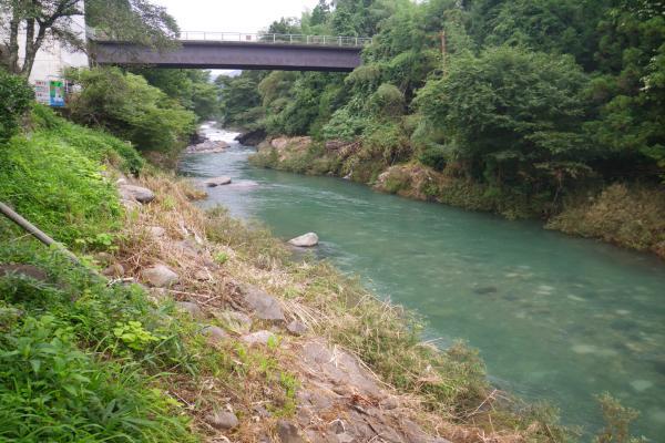 24日の吉田川