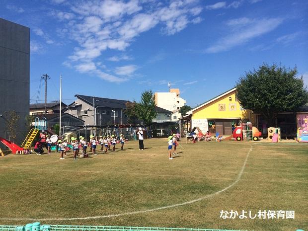14916運動会の練習