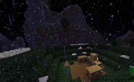 雨ときどき雪