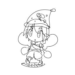 泡の妖精さん