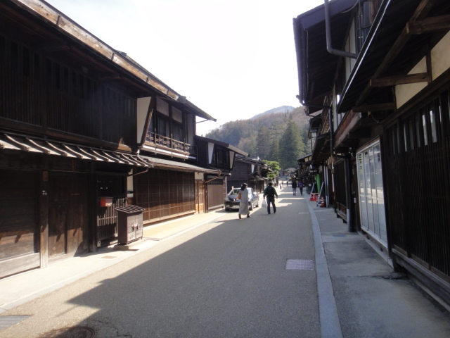 奈良井宿2