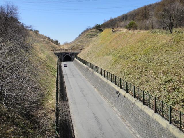 和田トンネル