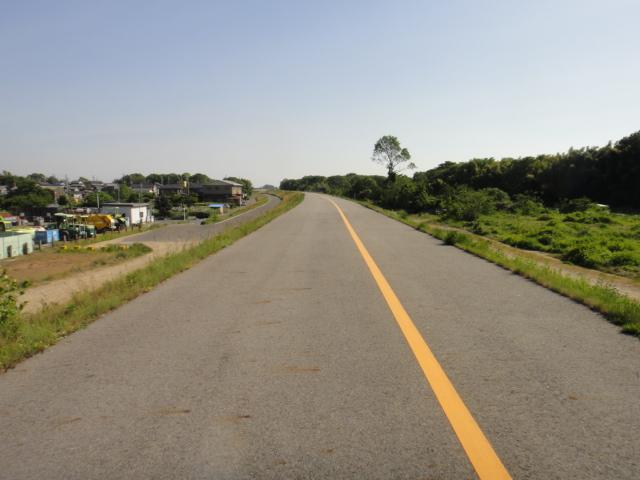 木曽川サイクリングロード