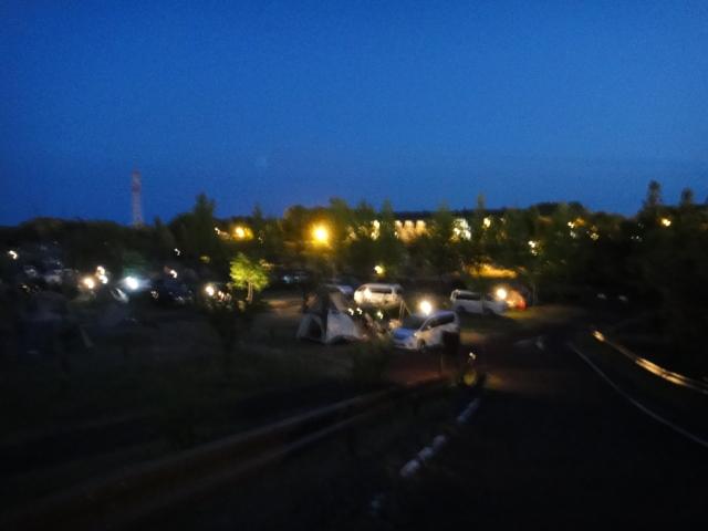 鈴鹿サーキットキャンプ場