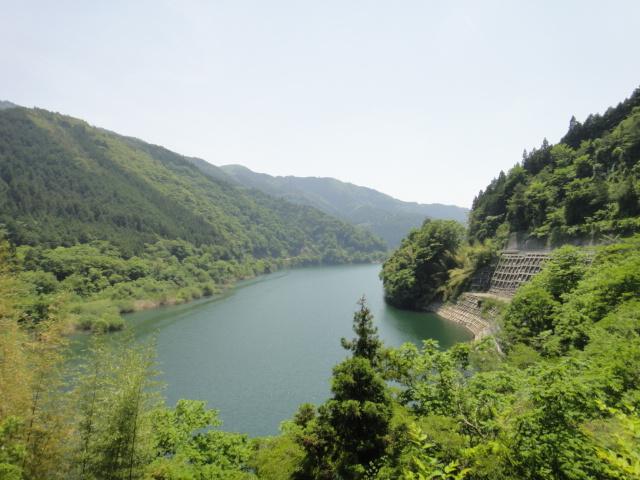 矢作ダム湖