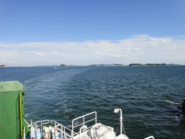 伊良湖方面