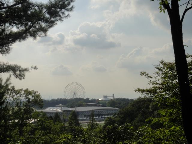 公園遠景2