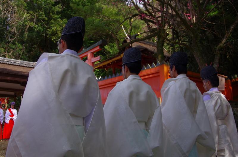 春日大社 おんだ祭2