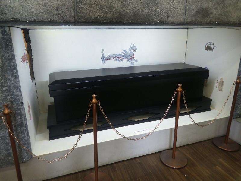 明日香村埋蔵文化財キトラ