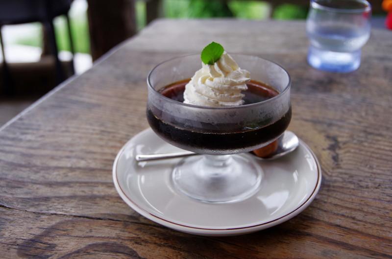 シャーレ水ヶ浜 コーヒーゼリー