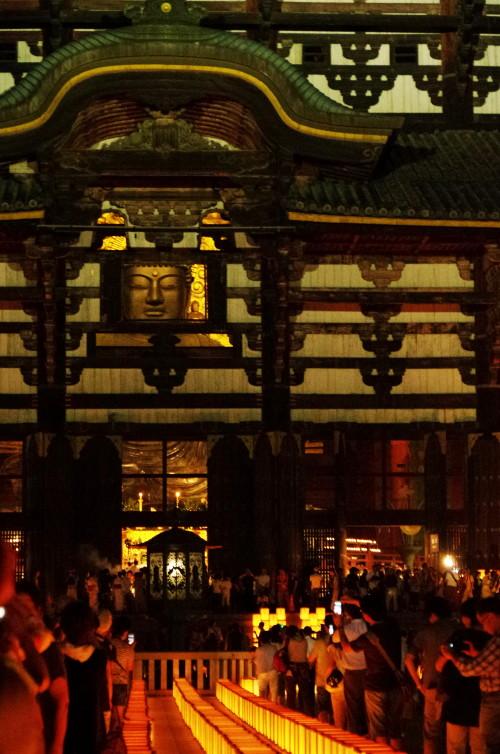 東大寺万燈絵