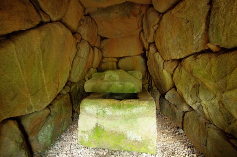 都塚古墳 石室