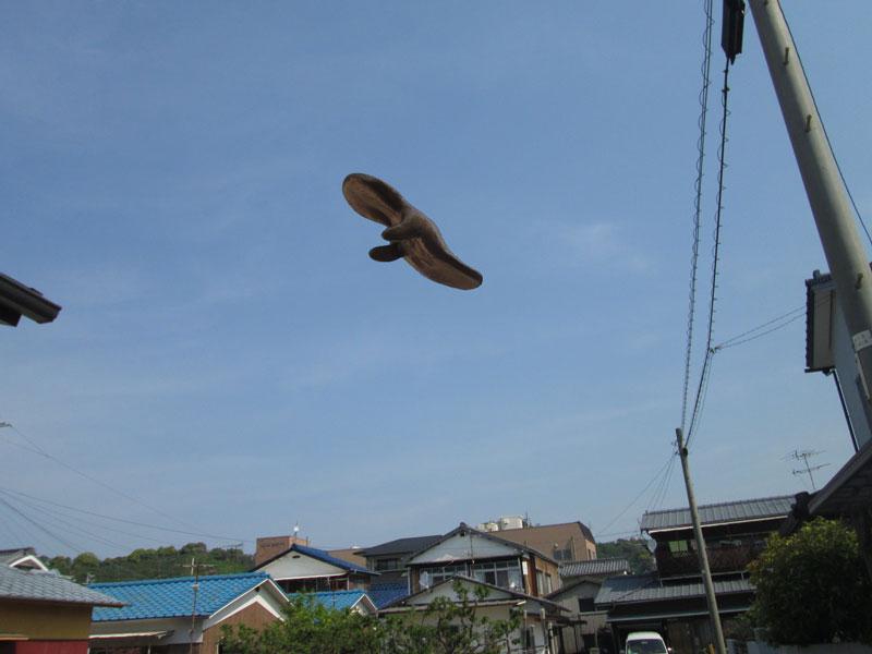 イブキライー型UFO