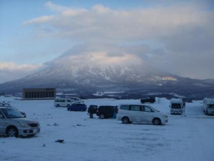 ニセコ・モイワ・スキー場ツァ(移動日)
