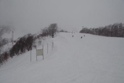ニセコスキー場3日目