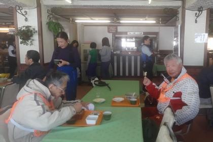 志賀高原スキー場にて arandoron提供写真