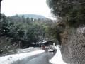 2014年2・11 箱根湯本までの道1