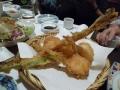 新玉ねぎの天ぷら