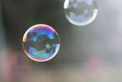 シャボン玉 泡 バブル