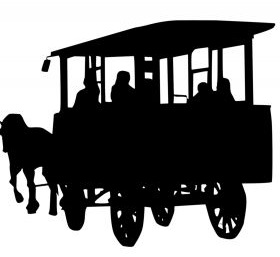 馬車 バス 乗車