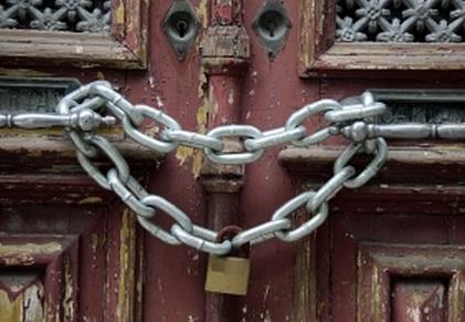 鎖 オプション