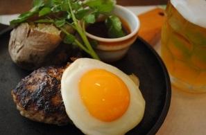 ハンバーグ レストラン 料理
