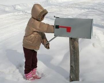手紙 メール 郵便 納付書