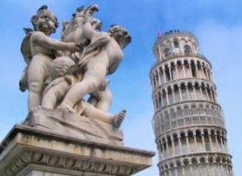 ピサの斜塔 タワー
