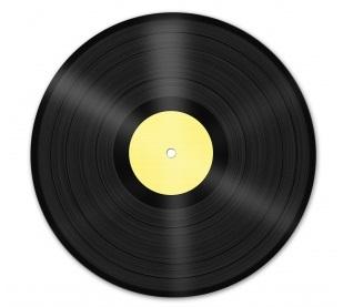 レコード ドーナツ盤