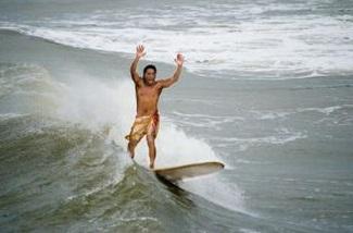波乗り サーフィン