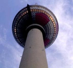 テレビ CM タワー