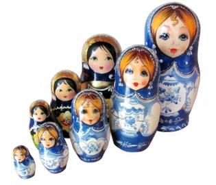 おもちゃ ペトリョーシカ