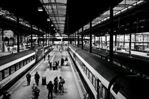 電車 通勤