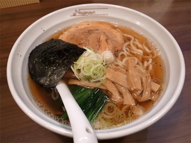 鯖節そば太麺