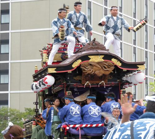 山車祭りー12