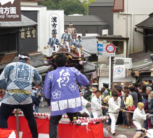 山車祭りー23