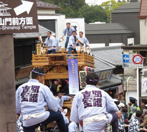 山車祭りー27