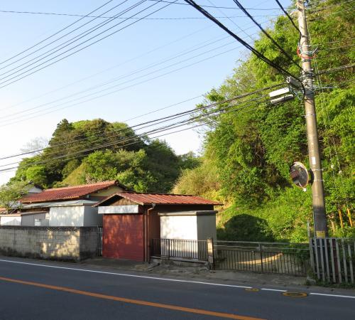 三里塚街道ー77