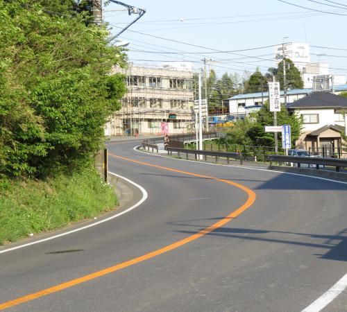 三里塚街道ー78