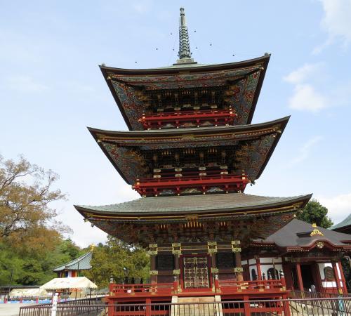 三重塔ー1