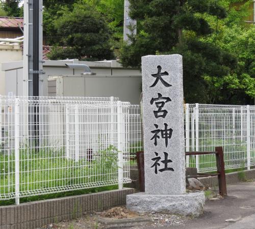 裏参道ー12