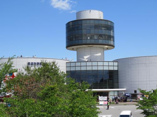 航空博物館ー1
