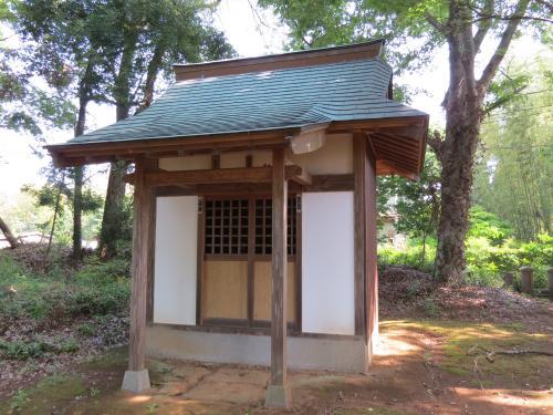 伝説の寺ー5