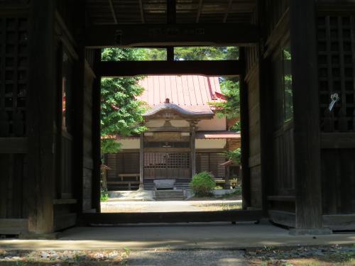 伝説の寺ー38