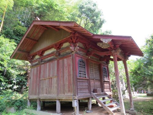 伝説の寺ー82