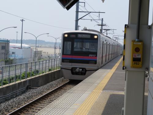 芝山鉄道ー24