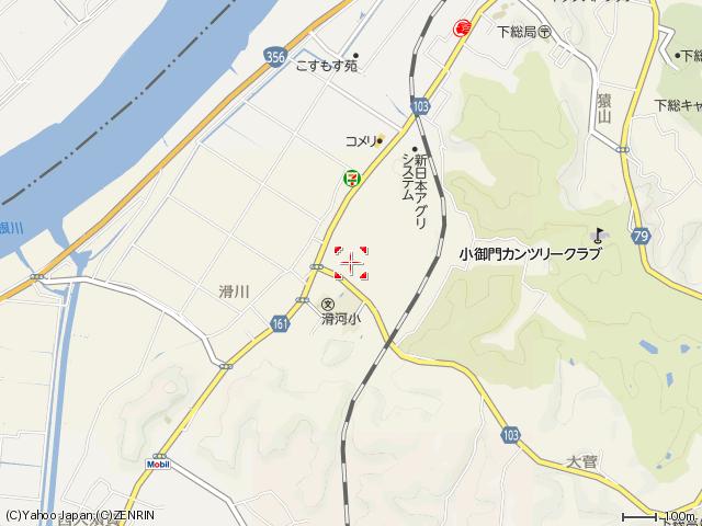 龍正寺マップ