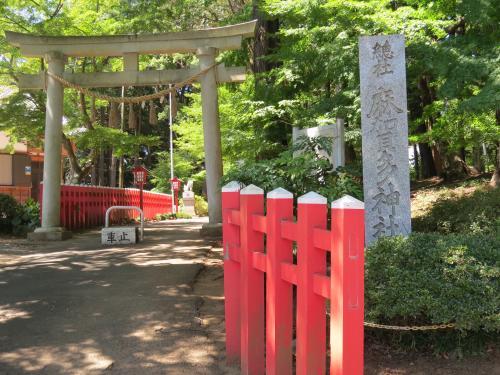 麻賀多神社船形ー1